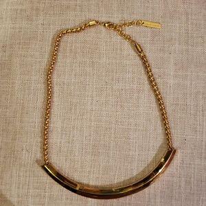 Vince camuto gold slide 16 in necklace